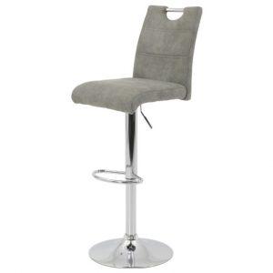Sconto barová židle miranda h světle šedá - židle na SEDI.cz