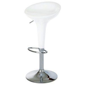 Sconto barová židle nevada 1 bílá - židle na SEDI.cz