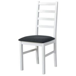 Jídelní sconto jídelní židle nila 8 tmavě šedá/bílá - židle na SEDI.cz