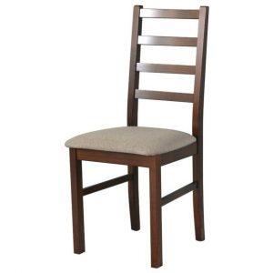Jídelní sconto jídelní židle nila 8 světle hnědá - židle na SEDI.cz