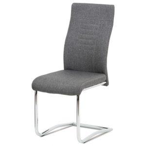 Jídelní sconto jídelní židle paloma šedá - židle na SEDI.cz