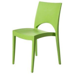 Jídelní sconto jídelní židle paris zelená - židle na SEDI.cz