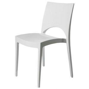 Jídelní sconto jídelní židle paris bílá - židle na SEDI.cz