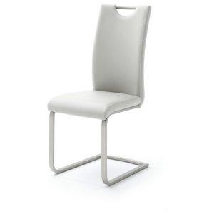 Jídelní sconto jídelní židle piper bílá - židle na SEDI.cz