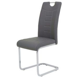 Sconto jídelní židle ruby s šedá - židle na SEDI.cz