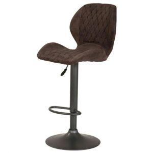 Sconto barová židle sonja h vintage hnědá - židle na SEDI.cz