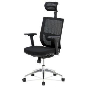 Sconto kancelářská židle stuart černá - židle na SEDI.cz