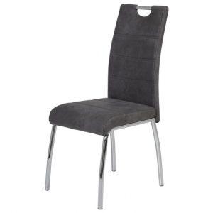 Jídelní sconto jídelní židle susi s antracitová - židle na SEDI.cz