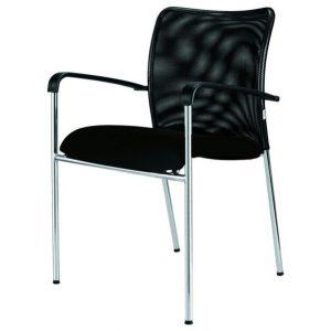 Sconto konferenční židle tnt 14 černá - židle na SEDI.cz