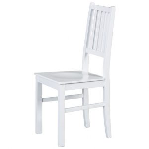 Jídelní sconto jídelní židle wesley borovice bílá - židle na SEDI.cz