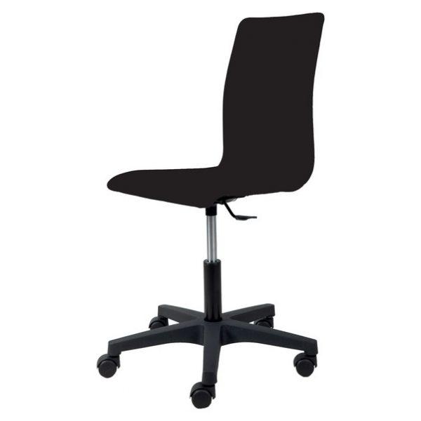Sconto kancelářská židle fleur černá - židle na SEDI.cz