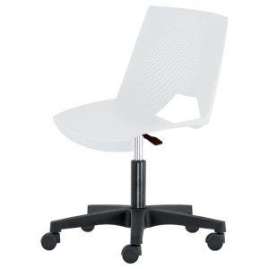 Sconto kancelářská židle greve bílá - židle na SEDI.cz
