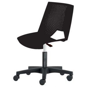 Sconto kancelářská židle greve černá - židle na SEDI.cz
