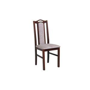 Jídelní židle boss 9 bílá tkanina 10 - židle na SEDI.cz