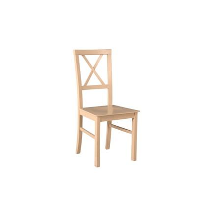 Jídelní židle milano 4d bílá - židle na SEDI.cz
