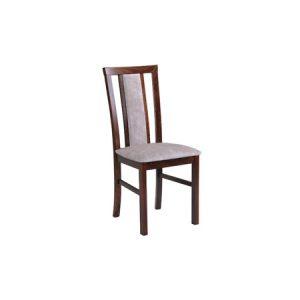 Jídelní židle milano 7 bílá tkanina 10 - židle na SEDI.cz