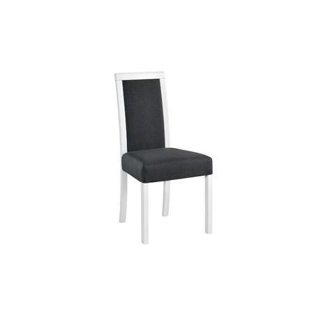 Jídelní židle roma 3 ořech tkanina 10 - židle na SEDI.cz