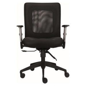 Kancelářská židle ashton černá - židle na SEDI.cz
