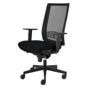 Kancelářská židle cameron černá - židle na SEDI.cz