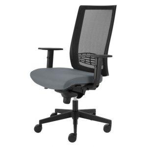 Kancelářská židle cameron šedá - židle na SEDI.cz