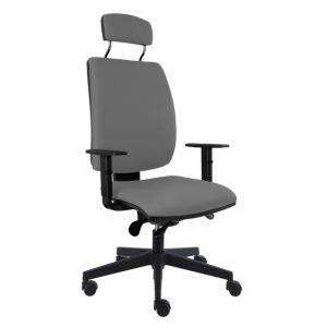 Kancelářská židle charles šedá - židle na SEDI.cz