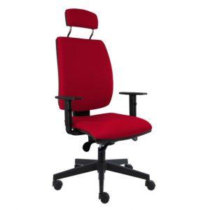 Kancelářská židle charles vínová - židle na SEDI.cz