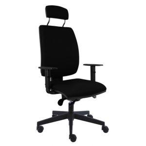 Kancelářská židle charles černá - židle na SEDI.cz