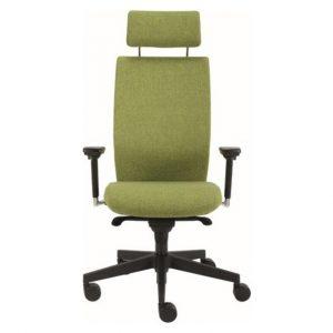 Kancelářská židle connor zelená - židle na SEDI.cz
