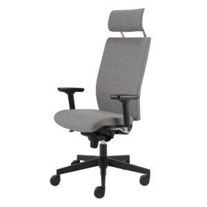 Kancelářská židle connor šedá - židle na SEDI.cz