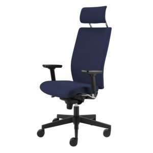 Kancelářská židle connor modrá - židle na SEDI.cz