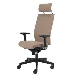 Kancelářská židle connor béžová - židle na SEDI.cz