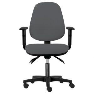 Kancelářská židle delilah šedá - židle na SEDI.cz