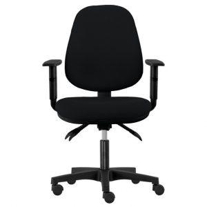 Kancelářská židle delilah černá - židle na SEDI.cz