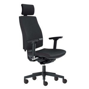 Kancelářská židle john černá - židle na SEDI.cz