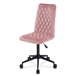 Dětská židle lora růžová - židle na SEDI.cz