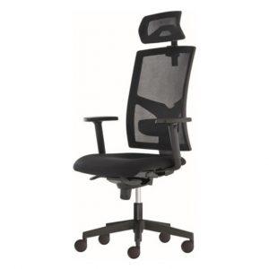Kancelářská židle paige černá - židle na SEDI.cz