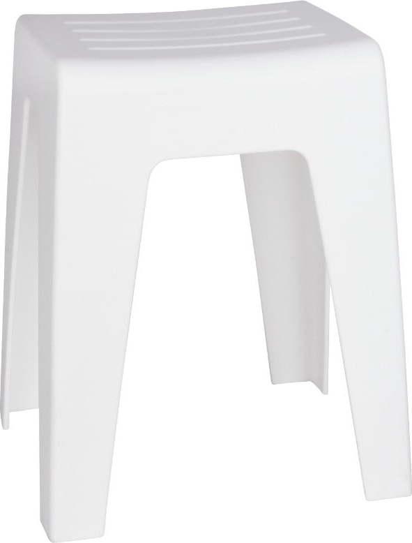 Bílá stolička wenko kumba - stoličky na SEDI.cz