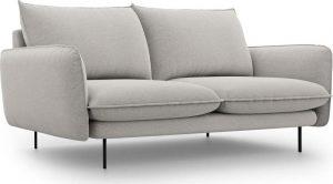 Dvoumístná světle šedá pohovka cosmopolitan design vienna