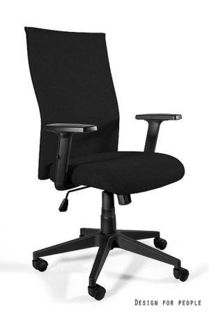 Unique kancelářská židle black on black plus - židle na SEDI.cz