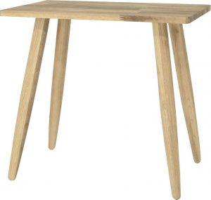 Stolička z dubového dřeva canett uno - stoličky na SEDI.cz