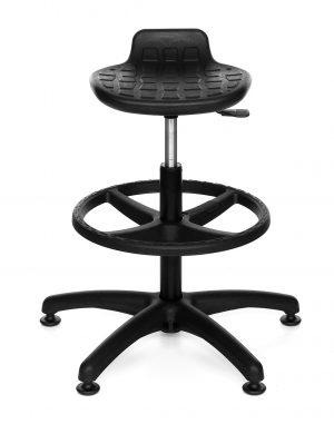 židle lab stool ring base - židle na SEDI.cz