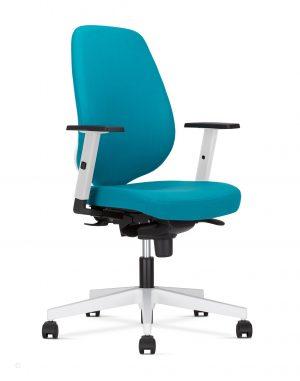 Nowy styl be-all kancelářská židle modrá - židle na SEDI.cz