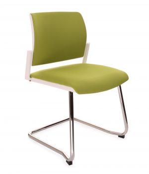 Grospol set v white konferenční židle - židle na SEDI.cz