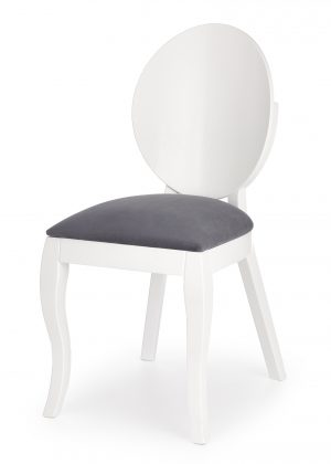 Halmar verdi židle šedá - židle na SEDI.cz
