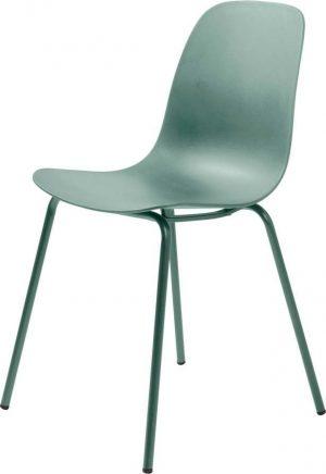Jídelní zelená jídelní židle unique furniture whitby - židle na SEDI.cz