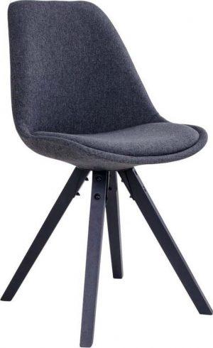 Sada 2 šedých jídelních židlí house nordic bergen - židle na SEDI.cz