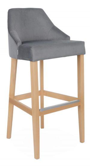 Snap alexis barová židle šedá - židle na SEDI.cz