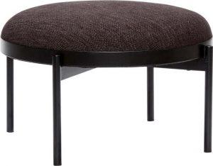 černá stolička hübsch futuro