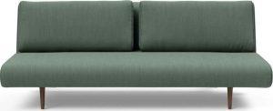 Rozkládací zelená rozkládací pohovka innovation unfurl lounger elegance green