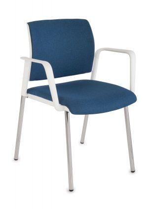 Grospol set white konferenční židle - židle na SEDI.cz
